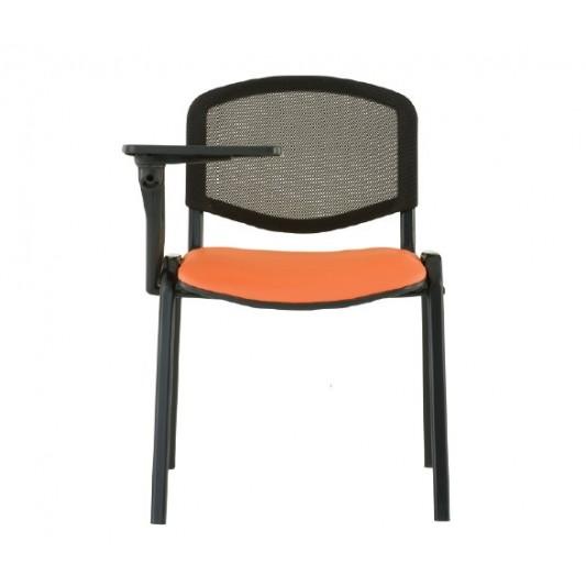 chaise visiteur avec accoudoirs. Black Bedroom Furniture Sets. Home Design Ideas
