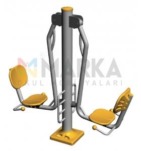 Fitnes/Spor Aleti: Kol ve Bacak Güçlendirme
