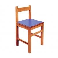 Chaise en bois classique