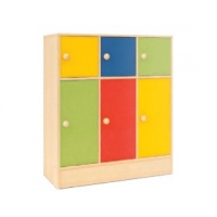 Kindergarten Cover - Color Cabinet Group