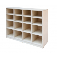 Twelve shelf Cupboard