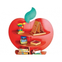 Apple Bookcase