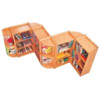 Bibliothèque de coin