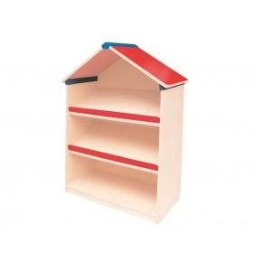 Mini Çatılı Kitaplık