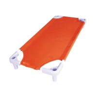 Plastic Cot (With Textile)