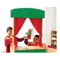 Modern Desktop Puppet Unit