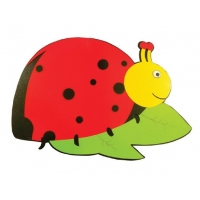 Ladybird Figure