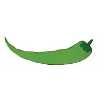 Yeşil Biber Figür