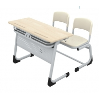 Double school desk (PPC)