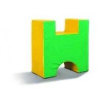 Éponge en forme de H