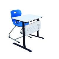 Nudo Single School Desk