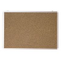 Metal Frame Cork Board