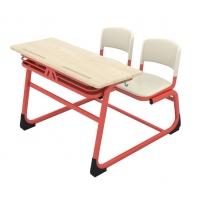 Combo PPC single school desk