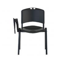 Chaise visiteur avec accoudoirs
