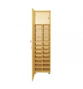 22 septate test cupboard