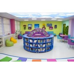 Örnek Z Kütüphane (80 M2)