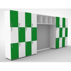 Student Cabinet (12 door)
