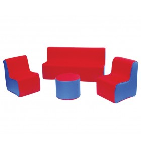Foam seatting group