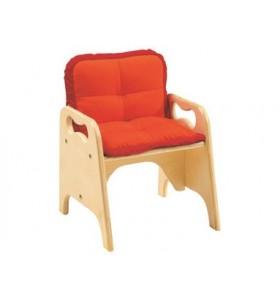 Coussins de chaise maternelle