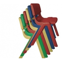 Kido plastic chair