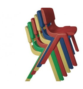 Kido Plastik Sandalye