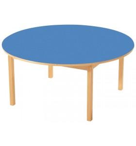 Mess had table