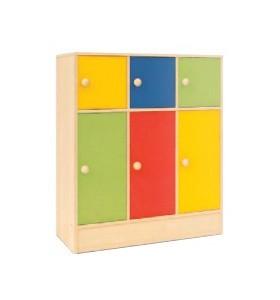 Kindergarten Cover - Color Cabinet Group