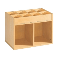 Cardboard Without Shelf