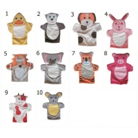 Animaux Puppet Set