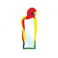 Parrot fish Mirror