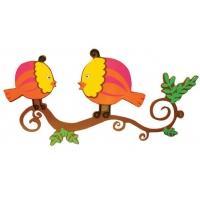 Oiseaux Figure