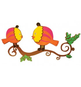 Kuşlar Figür