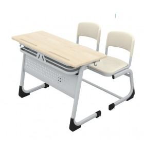 Double school desk (PPC)