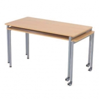 Line table rectangulaire