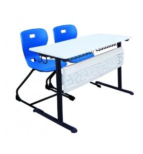 Nudo Double School Desk