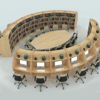 Ovale Bibliothèque