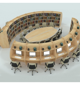 Oval Library