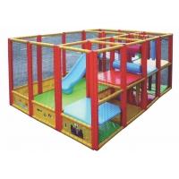 piscine à balles de jeu doux  4X4