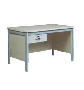Oval Leg Teacher Table