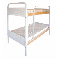 Овальный Двухъярусная кровать