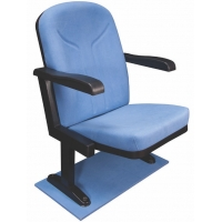 Open arms conference chair