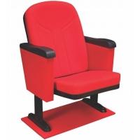 Bras fermés conférence chaise