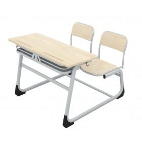 Combo Werzalit single school desk