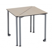 Line triangle table